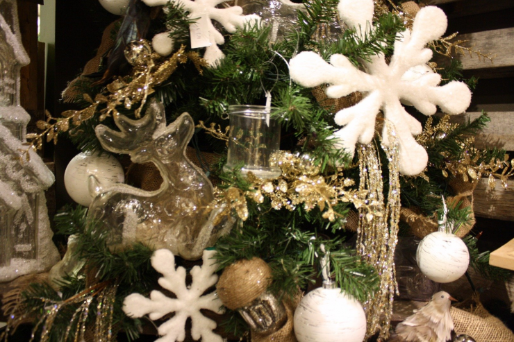 Photo of Christmas Ornaments